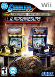 Gunblade NY: Special Air Assault Force & L.A Machineguns: Rage of the Machines Arcade Hits Pack (Nintendo Wii)